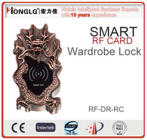 New Design Security Smart Cabinet Lock (RF-DR) pictures & photos
