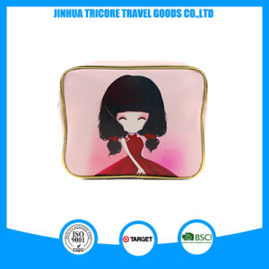 New Designer Customized Printed PU Cosmetic Bags pictures & photos
