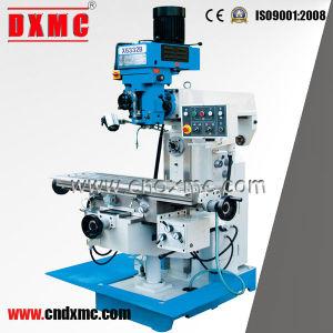 X6332B Vertical and Horizontal Turret Milling Machine