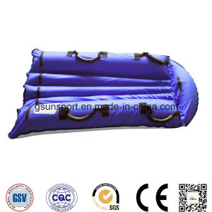 Plastic Inflatable Snow Sled Snow Tubes Plastic Water Sled pictures & photos
