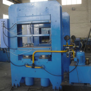 China Supplier Hydraulic Plate Press Vulcanizing Machine pictures & photos