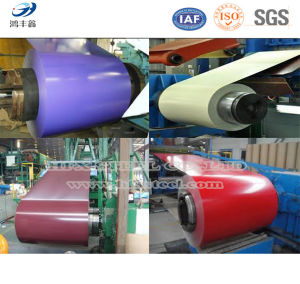 Many Different Color Specification PPGI for Corrugated Steel Sheet pictures & photos