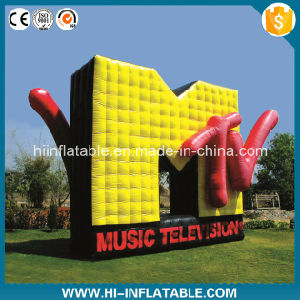 Hot-Sale Inflatable Logo Replica for Advertising