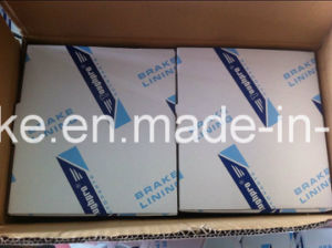 Brake Lining (WVA: 19160 BFMC: MB/51/1) for Mercedes Benz Truck and Bus pictures & photos