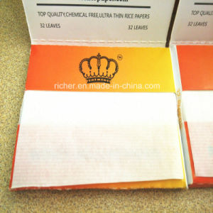 Custom OEM Brand Rolling Paper with High Quality pictures & photos