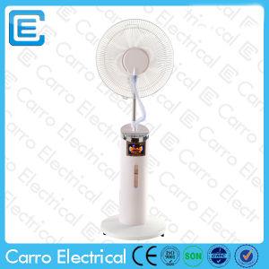 Safe Opreation 220/110V 0.35L/H 16 Inch Cool Industrial Mist Fan CE1605