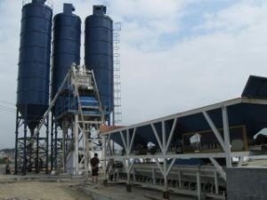 Concrete Mixing Plant Hzy90-180 (Capacity: 90~180cmb) Sicoma Accessaries