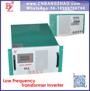 The Smallest Size Low Frequency off Grid PV Inverter 6000W pictures & photos