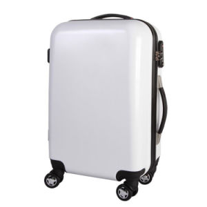 Printed Luggage 2016 Hot-Selling Trolley PC+ABS 3PCS pictures & photos