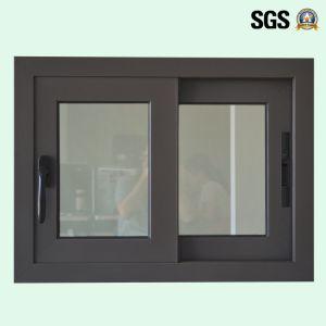 High Quality Double Glass Aluminum Sliding Window, Aluminum Window, Window K01173 pictures & photos
