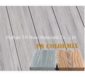 WPC Shielded Decking Facotry pictures & photos
