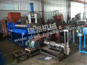 Two Stage Water Cooling Plastic Recycling Machine pictures & photos