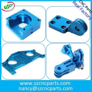 Polish, Heat Treatment, Nickel, Zinc, Silver Plating Machined Part pictures & photos