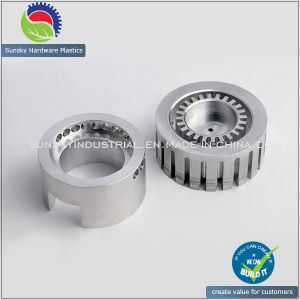 Customized Precision CNC Machined Part for Auto Part (AL12024) pictures & photos