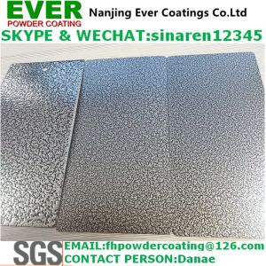 Interior Silver Vein Texture Powder Coating for Indoor Use pictures & photos