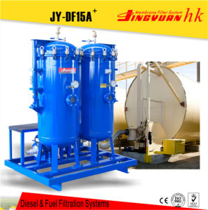 Crude Diesel Terminal Filtration Machine for Sany Heavy Industry