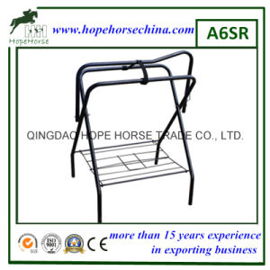 Horse Saddle Rack, Saddle Stand pictures & photos