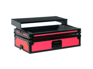 DJ Custom Cases, Red Flight Case, Colorful Flight Case, DJ Cases