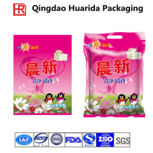 Plastic Detergent Packing Bag/Washing Powder Pouch with Customer Logo pictures & photos