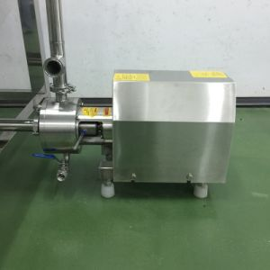 Electric Heating Emulsifying Agitator Tank pictures & photos