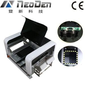 Neoden 4 Pick and Placer Machine with Vibration Feeder pictures & photos