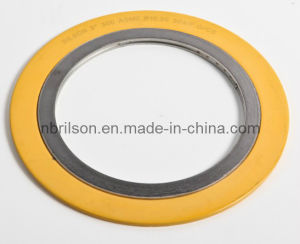 Ss304 Spiral Wound Gasket with Outer Ring (SWG) pictures & photos