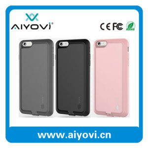 Travel Charger Power Bank Protection Cell Phone Case for iPhone 6 2000mAh pictures & photos