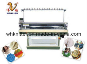 Weihuan (WH) Wh-F Flat Knitting Machine for Making Sweater 14G, Ssg pictures & photos