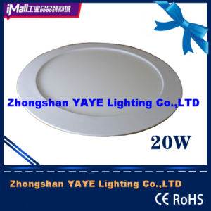 Yaye 20W Round LED Panel Light / Round 20W LED Panel Lights with CE/RoHS Approval pictures & photos