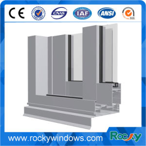 Rocky Hot 6063 T5 Window Aluminium Frame Profile pictures & photos
