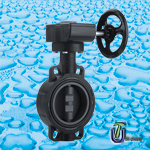 Gear Type Butterfly Valve pictures & photos