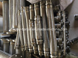 Flexible Metal Hose with Loose and Fixed Flange pictures & photos