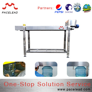 Film Bagging Machine for 3-5 Gallon Bottled Water Production Plant