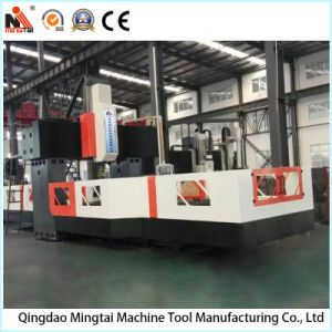 Special Gantry Milling Machine for Drilling Boring Railway Bogie (CKM3026) pictures & photos