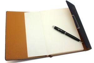 Custom School Agenda Notebook Top Quality Paper Note Book
