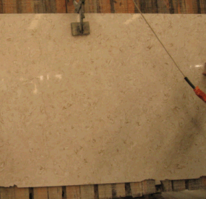Popular Polished Quartz Stone Beige Marble for Wall and Project pictures & photos