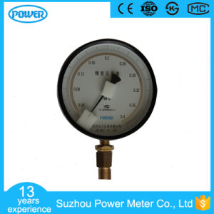 160mm Steel Case Accuracy 0.4% Presicion Pressure Gauge pictures & photos