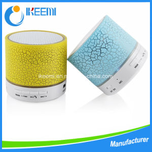 Portable Colorful LED Light Mini Wireless Bluetooth Speaker A9 pictures & photos