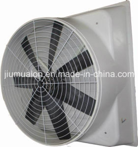 Qoma/Fg Firber Glass Fan for Geenhouse and Poultry Farming