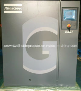 Atlas Copco Oil Injected Screw Air Compressor (GA30+ GA37+ GA45+ GA55+ GA75+) pictures & photos