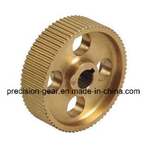 Brass Spur Gear/Gear pictures & photos