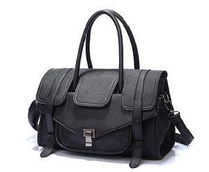 2016 New Design Fashion PU Leather Tote Bag Lady Handbag (LDO-01682) pictures & photos