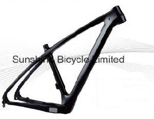Carbon 29er Hardtail Frame W/Side Swing