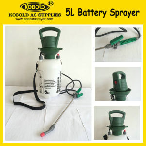 Kobold New 5L Battery Operated Garden Battery Sprayer pictures & photos