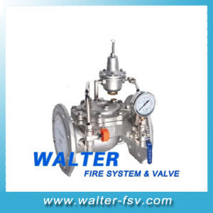 Stainless Steel Pressure Reducing Valve pictures & photos