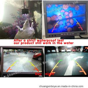 Universal 18.5mm Punch Mini Waterproof Car Rear View Camera pictures & photos