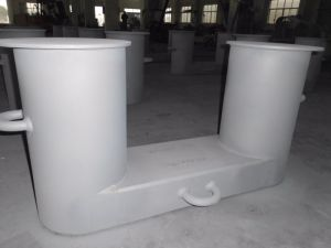 Marine Mooring Bollard/Double Bitts/Stainless Steel Bollard pictures & photos