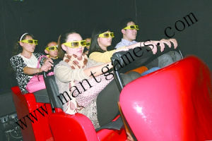 Amazing 5D Cinema Theater Game Machine pictures & photos