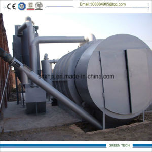 Heavy Oil Recycling Pyrolysis Equipment pictures & photos