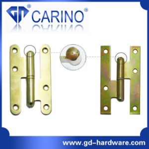 "(HY816) ""H"" Iron Hinge (H Type Iron Door Hinge With Many Kinds of Surface) pictures & photos"